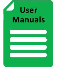 Alarm User Manuals