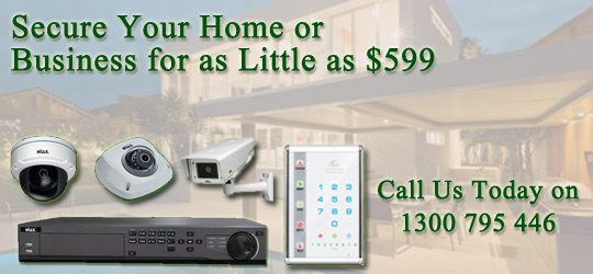 Home Security Offer